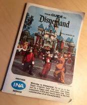 Disneyland Guide 1969