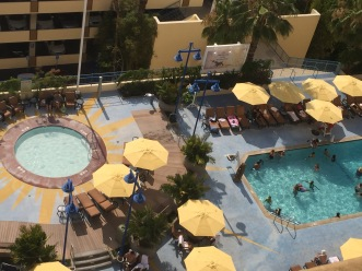 Paradise Pier Hotel Pool