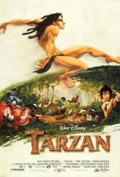 Tarzan_(1999_film)_-_theatrical_poster