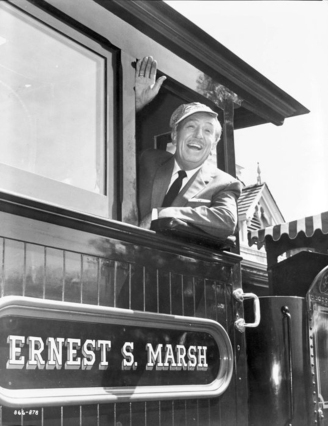 Walt-on-Train